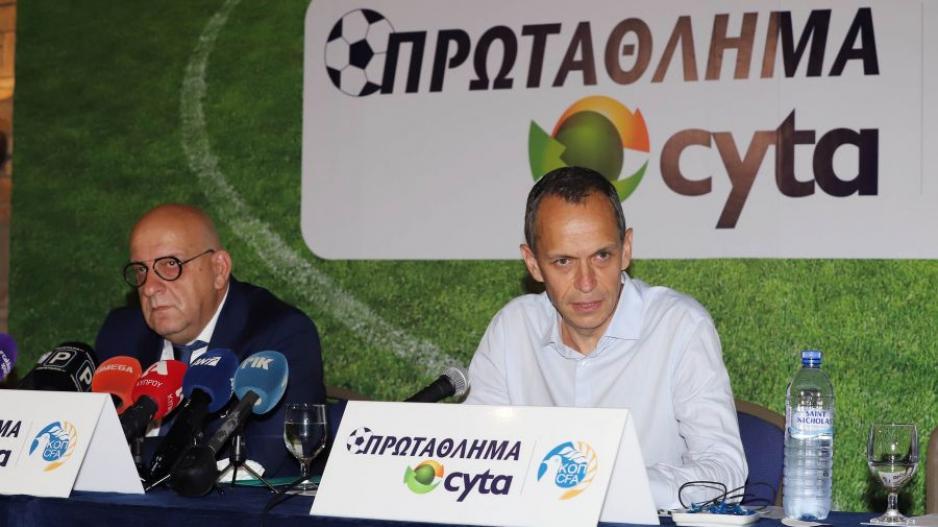 Λαγιέκ στο «Goal»: «Να είμαστε έτοιμοι για επανέναρξη του πρωταθλήματος»