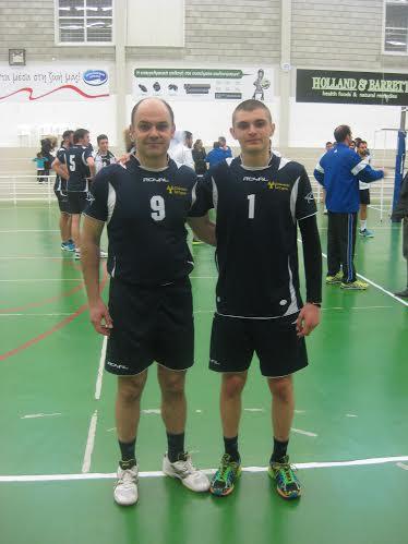 Πρωτοφανές: Πατέρας και γιος παίζουν στην ίδια ομάδα