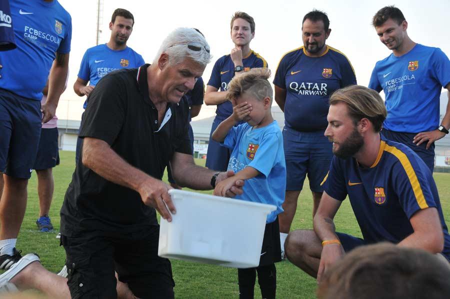 Τα FCBarcolona Escola Camp Cyprus πλησιάζει…