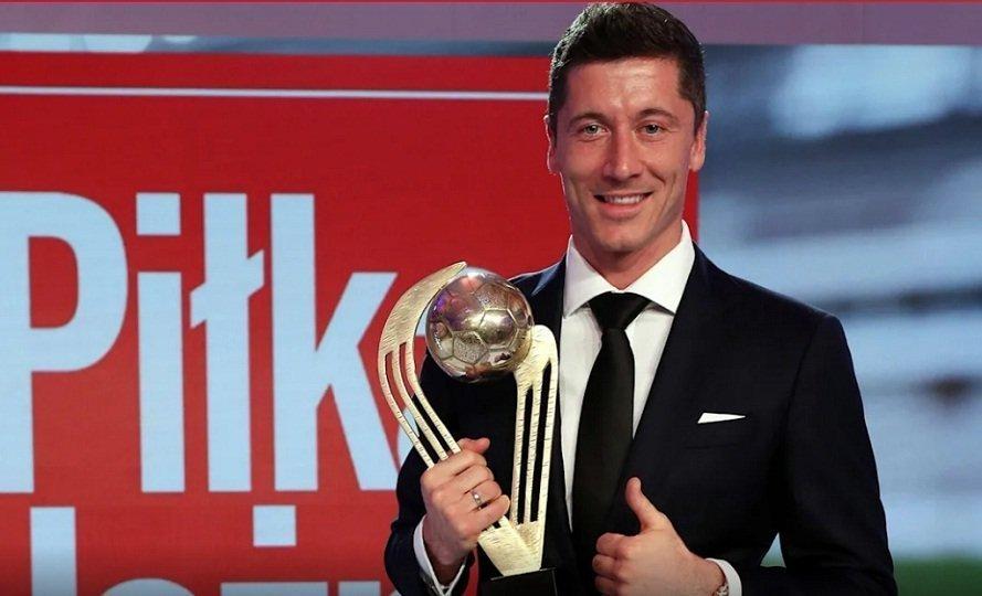 Ξανά ποδοσφαιριστής της χρονιάς στην Πολωνία ο Λεβαντόφσκι