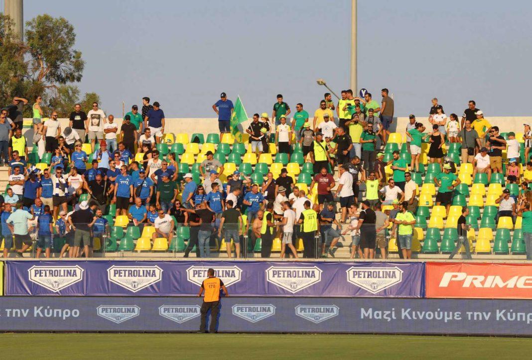 Η Λέφσκι κατηγορεί την ΑΕΚ για κακή οργάνωση και προκλήσεις