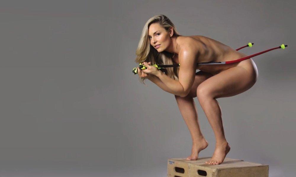 Τα πέταξε όλα η Ολυμπιονίκης Λίντσεϊ Βον (vid)