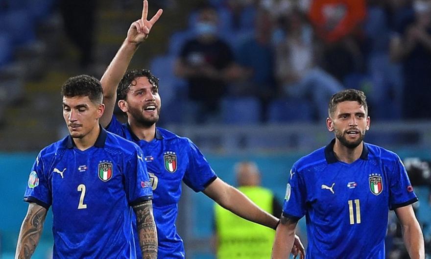 Λοκατέλι: Ο τρίτος παίκτης που πετυχαίνει δύο γκολ για την Ιταλία σε ένα ματς του Euro
