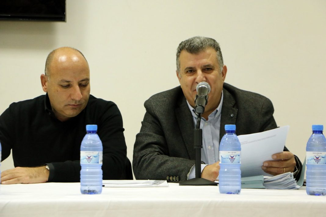 Tετραμελής επιτροπή για εξεύρεση λύσης στην Ανόρθωση