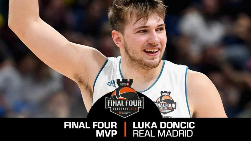 MVP του Final 4 ο Ντόντσιτς!