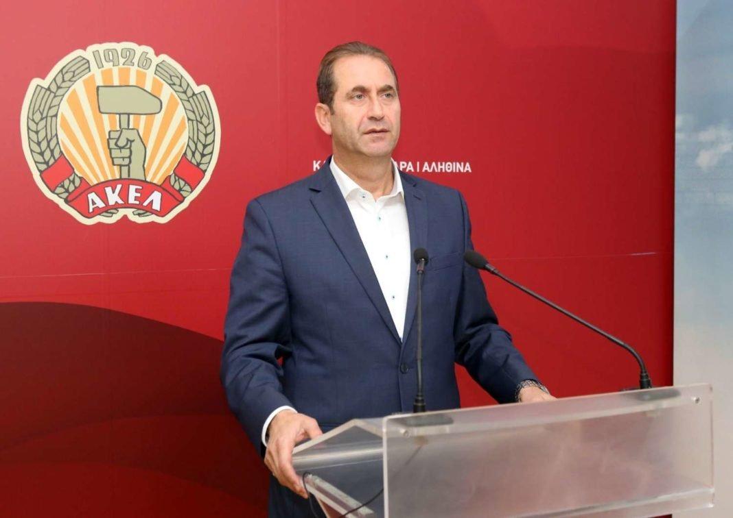 ΑΚΕΛ: «Η μπόχα του ποδοσφαίρου ξεπέρασε τα σύνορα της Κύπρου»