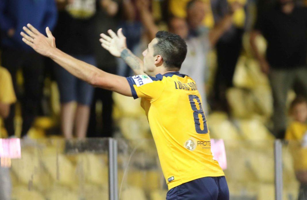 Χαρούμενος και στεναχωρημένος ταυτόχρονα ο Λούκας Σόουζα (MVP Stoiximan.gr)