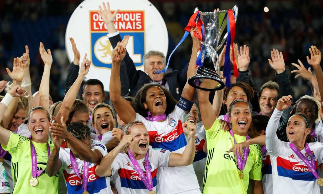 Πρωταθλήτρια Ευρώπης στις γυναίκες η Λιόν