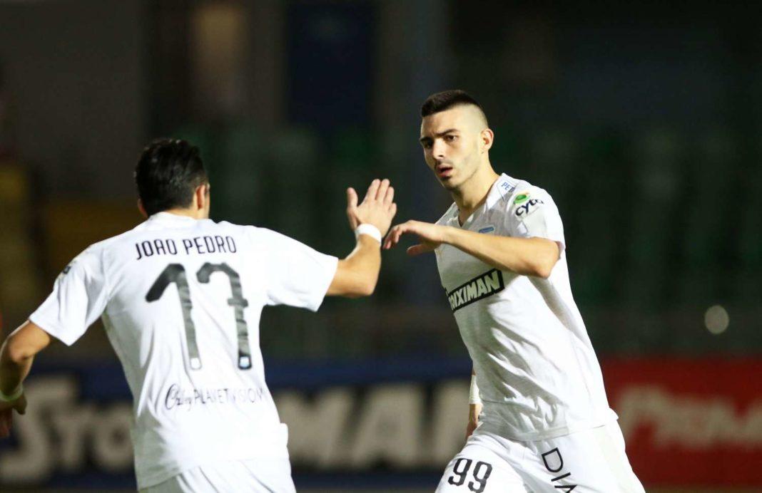 Μάγκλιτσα εναντίον τριών έκανε το 1-0 κόντρα στην Ομόνοια (vid)
