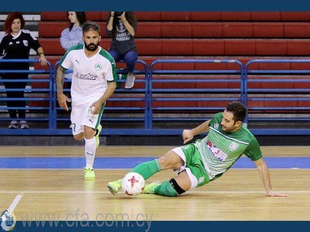 Σκόρερ Πρωταθλήματος Futsal