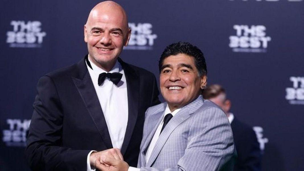 Επίσημο: Συνεργασία FIFA - Μαραντόνα