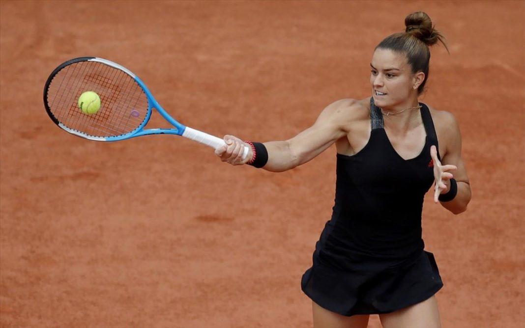 Roland Garros: Πλώρη για τον τελικό η Σάκκαρη! (pic)