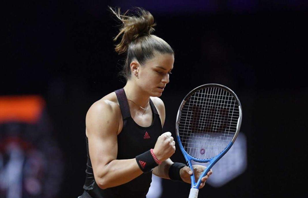 Τένις: «Καθάρισε» με άνεση η Σάκκαρη