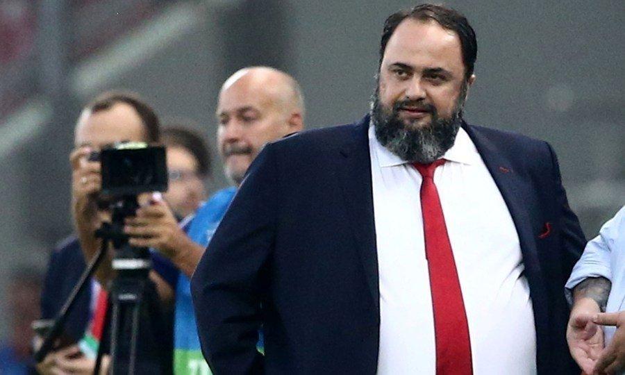 Μαρινάκης στους παίκτες: «Και Άρσεναλ και Τούμπα!»