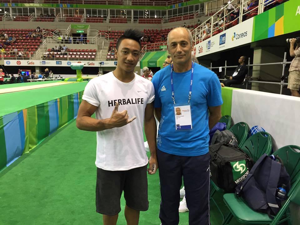 Ολυμπιακή πρόκριση για τον Μάριο Γεωργίου!