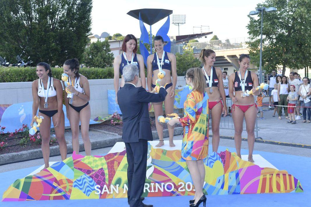 ΑΜΚΕ: Αργυρό μετάλλιο για Μαριότα-Μανωλίνα