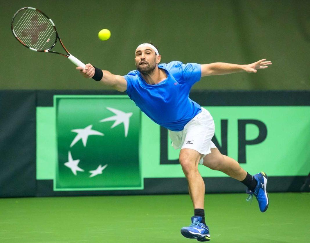 Davis Cup: Ενισχυμένη με Μάρκο Παγδατή