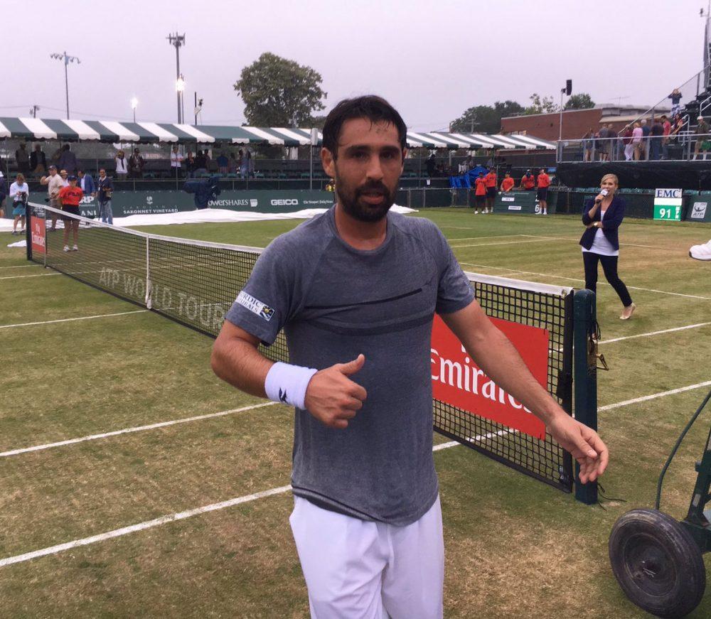 Ο Μάρκος εξασφάλισε τον τίτλο στους Singapore Slammers
