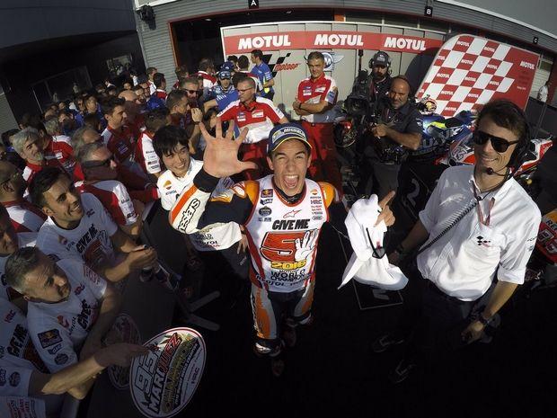 Πανάξιος Πρωταθλητής ο Marquez!