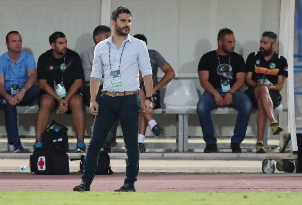 Μαρτίδης: «Η ΑΕΚ είναι η πιο ποιοτική ομάδα που αντιμετωπίσαμε»