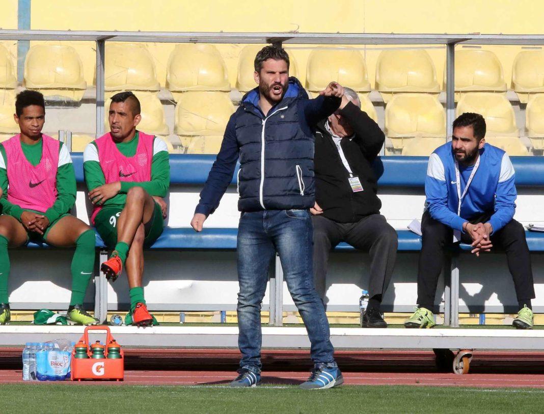 Μαρτίδης: «Στο 3-0 σκοτώσαμε το παιχνίδι»