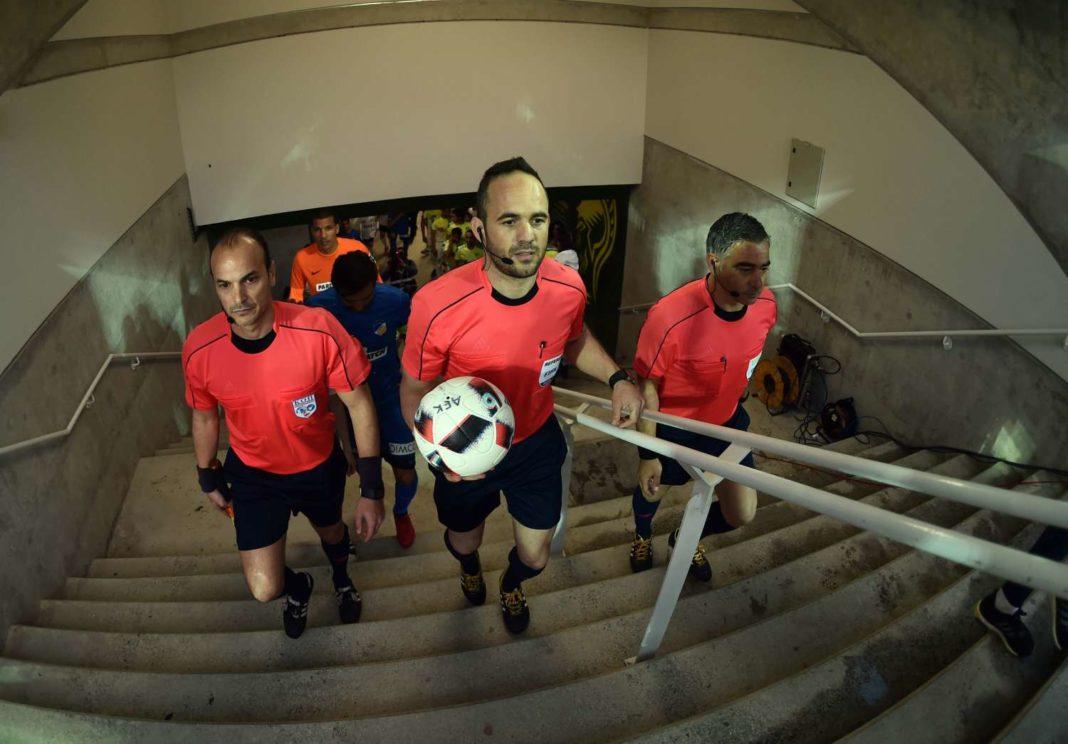Στην τελική φάση του Ευρωπαϊκού Πρωταθλήματος Παίδων U-17 ο Μασιάς