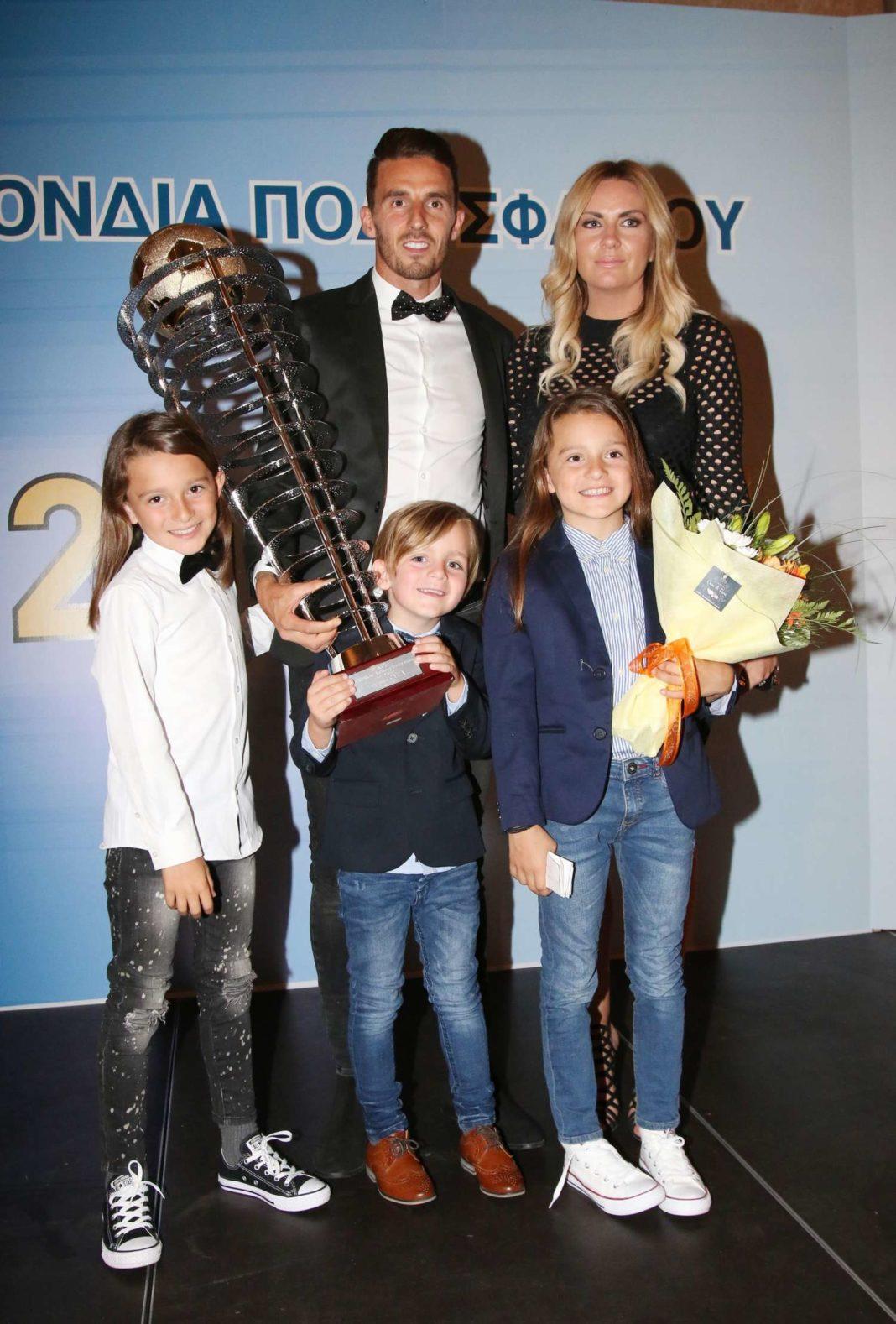 Περήφανη οικογένεια!