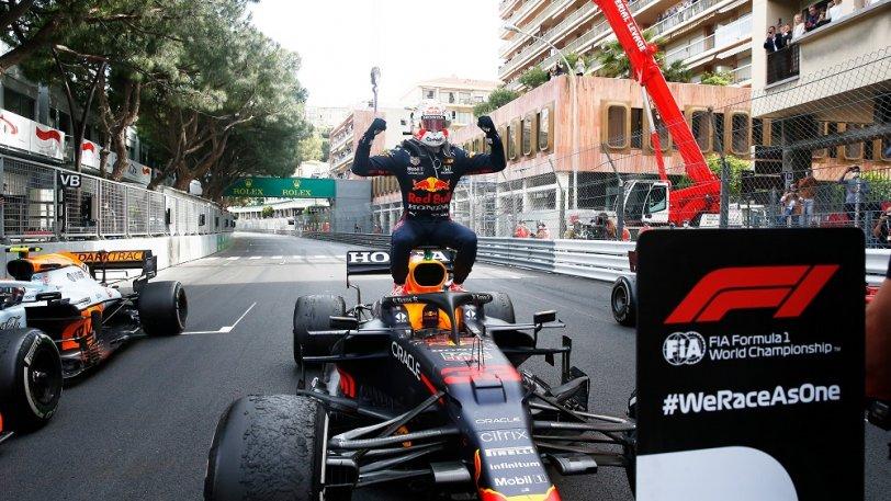 GP Μονακό: Μεγάλος νικητής ο Μαξ Φερστάπεν