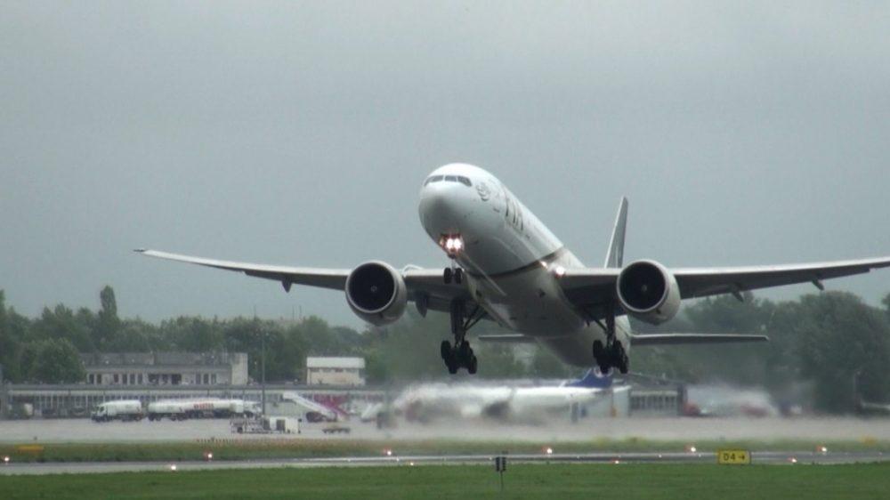 Αναγκαστική προσγείωση στο αεροσκάφος της Σάντερλαντ!
