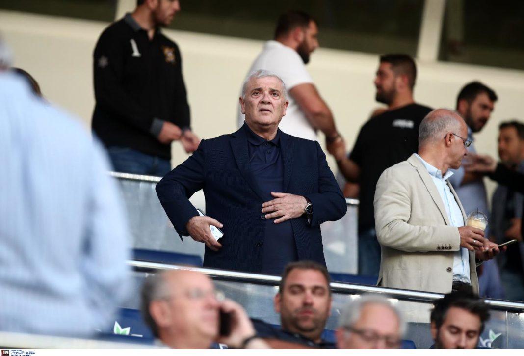 Δυο αγωνιστικές στην ΑΕΚ - Οκτώ μήνες εκτός γηπέδων ο Μελισσανίδης