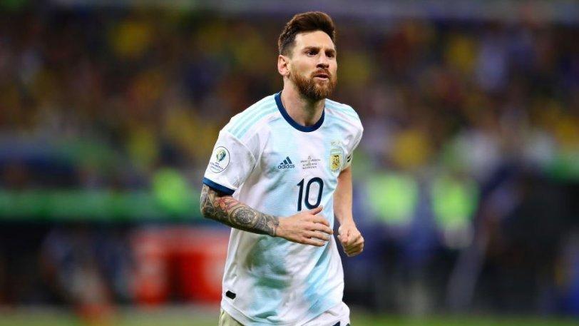 Μέσι: «Δεν είναι και λίγο ότι φτάσαμε σε τελικούς με την Αργεντινή»