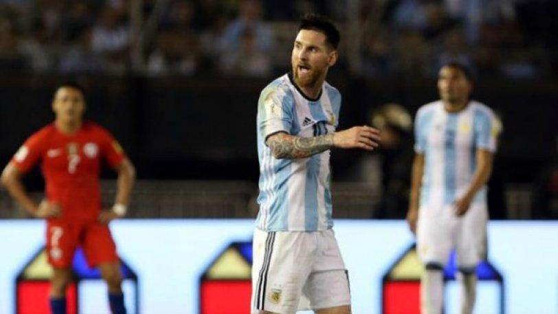 H FIFA «έσβησε» την ποινή του Μέσι!