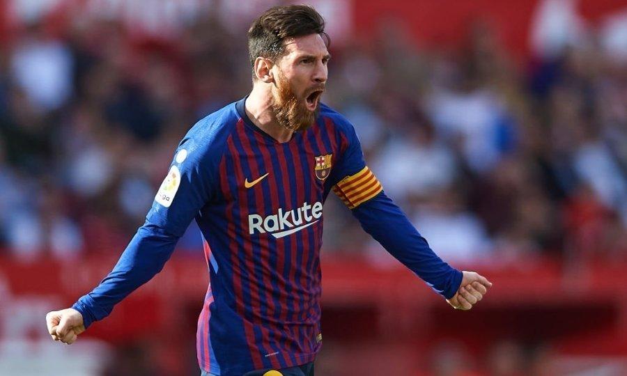 One… Messi show στη Σεβίλλη! (video)