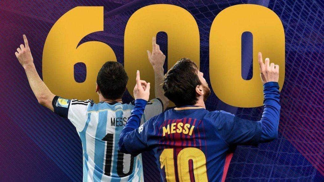 Πόσο Μέσι αντέχεις; Δες και τα 600 γκολ στην καριέρα του! (vid)