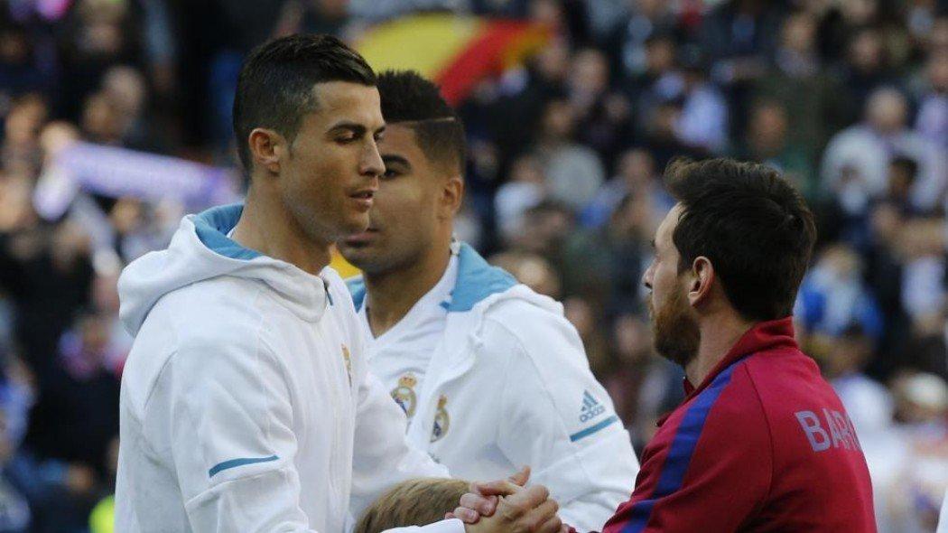 Ο Ρονάλντο θέλει €1 περισσότερο από τον Μέσι
