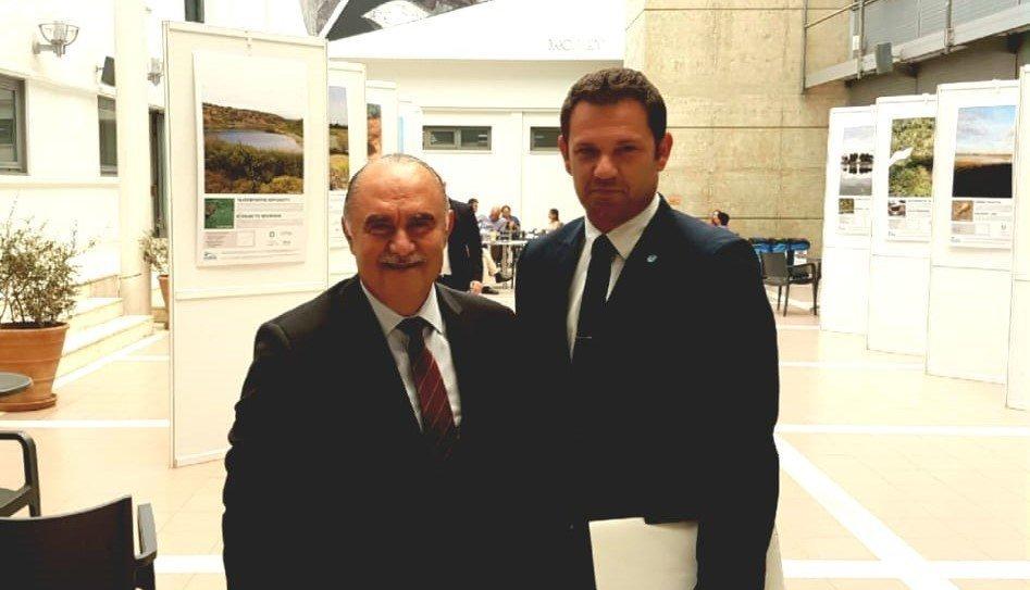 Μιχαηλίδης: «Ο ΚΟΑ είναι δίπλα στους αθλητές μας και στα δύσκολα»