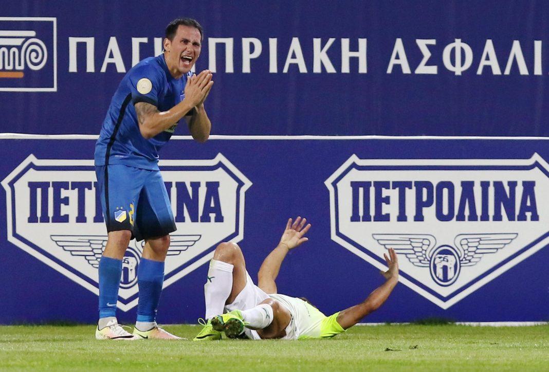 Τραυματισμός Τομάς: Σοκαρισμένος ο Μιλάνοφ! (pics)