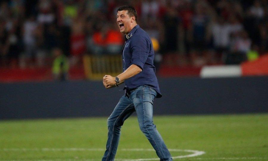 Μιλόγεβιτς: «Δεν κουνιέμαι αυτή τη στιγμή από εδώ»