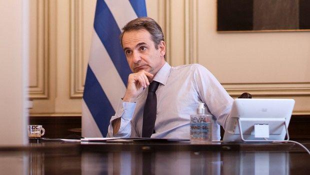Τηλεδιάσκεψη Μητσοτάκη για την επανεκκίνηση των αγώνων στην Ελλάδα