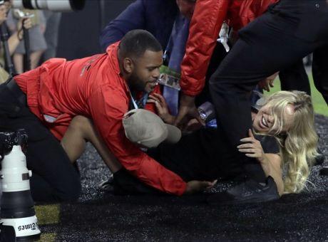 Αποτέλεσμα εικόνας για Kinsey Wolanski Super Bowl