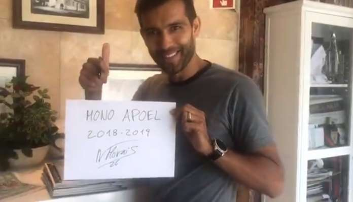 Μοράις: Η υπογραφή στο λευκό χαρτί από ένα ποδοσφαιρικό φαινόμενο