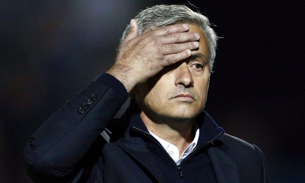Μουρίνιο: «Είμαι ο χειρότερος προπονητής στην ιστορία του ποδοσφαίρου»