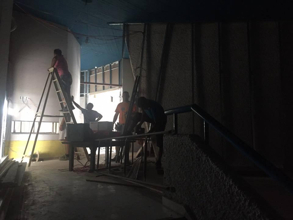 Συνεχίζονται οι εργασίες στο μουσείο (διαμορφώθηκαν οι αίθουσες)