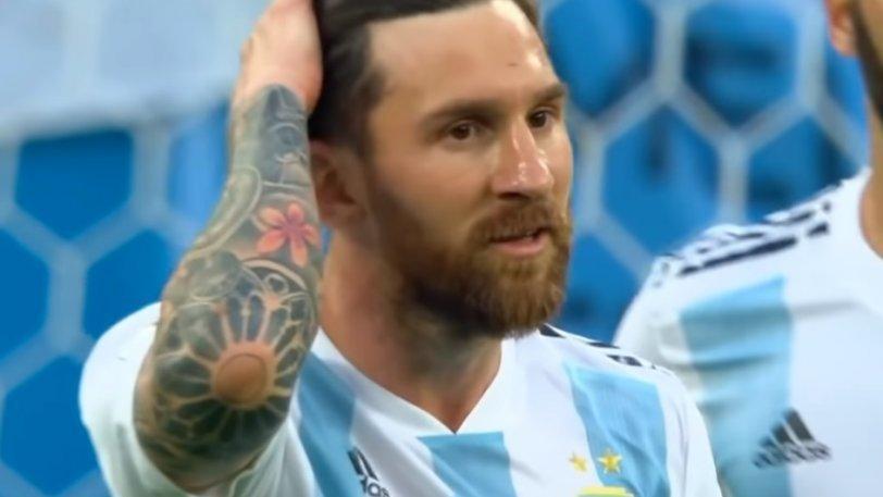 Αργεντινή: Επιστροφή Μέσι με νέα φανέλα (pic)