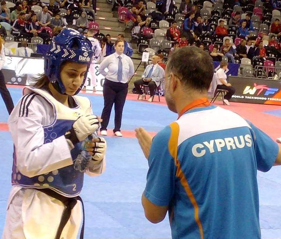 Πολύ μεγάλο το ενδιαφέρον στο παγκύπριο πρωτάθλημα ταεκβοντό ανδρών/γυναικών