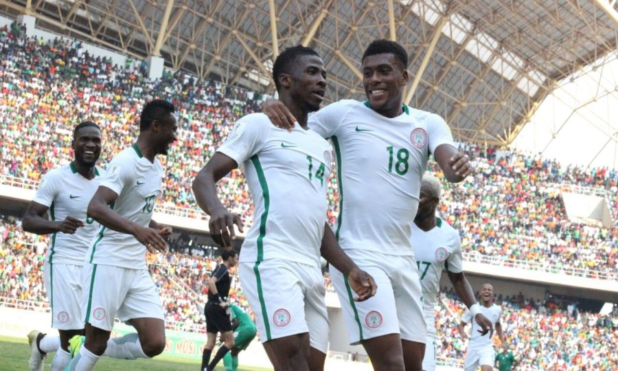 Ανακοίνωσε την αποστολή για Μουντιάλ η Νιγηρία