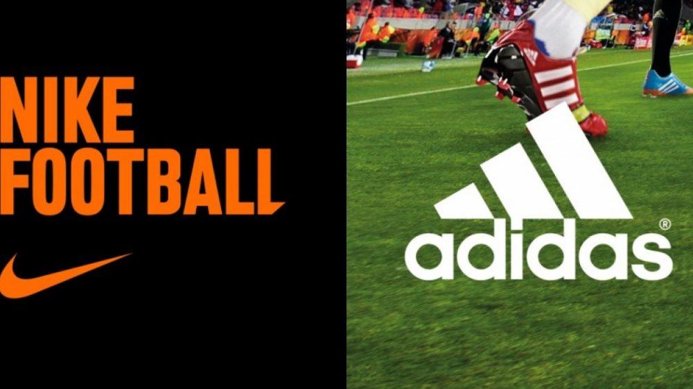 Nike εναντίον Adidas: «πόλεμος» με φόντο το ποδόσφαιρο (pics & vids)