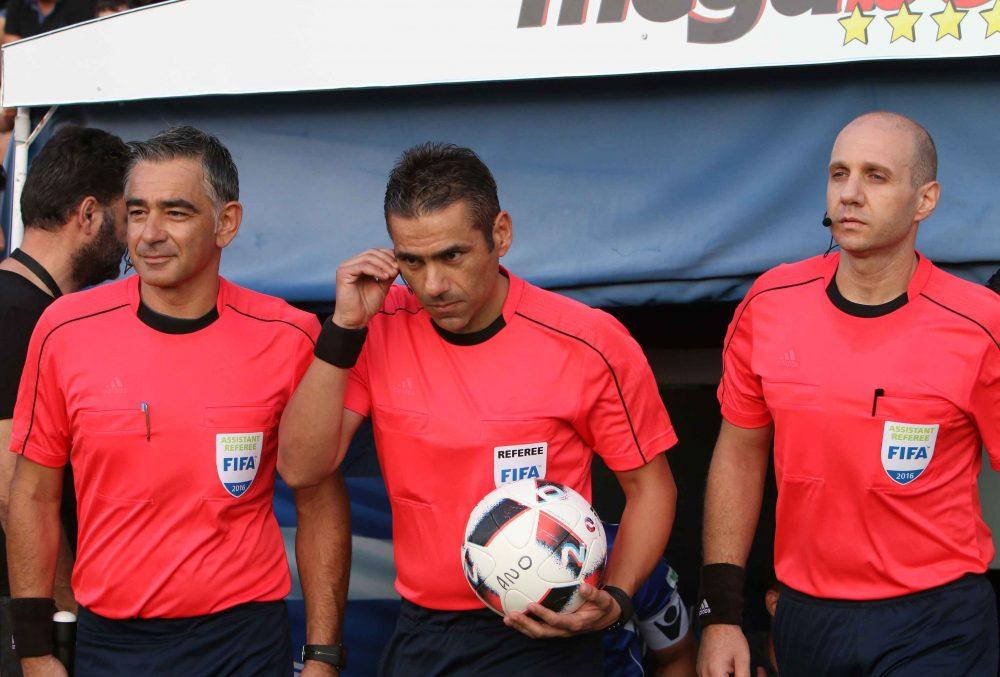 Nικολαΐδης στο ΑΕΚ Αρένα (Οι διαιτητές της 17ης αγωνιστικής)