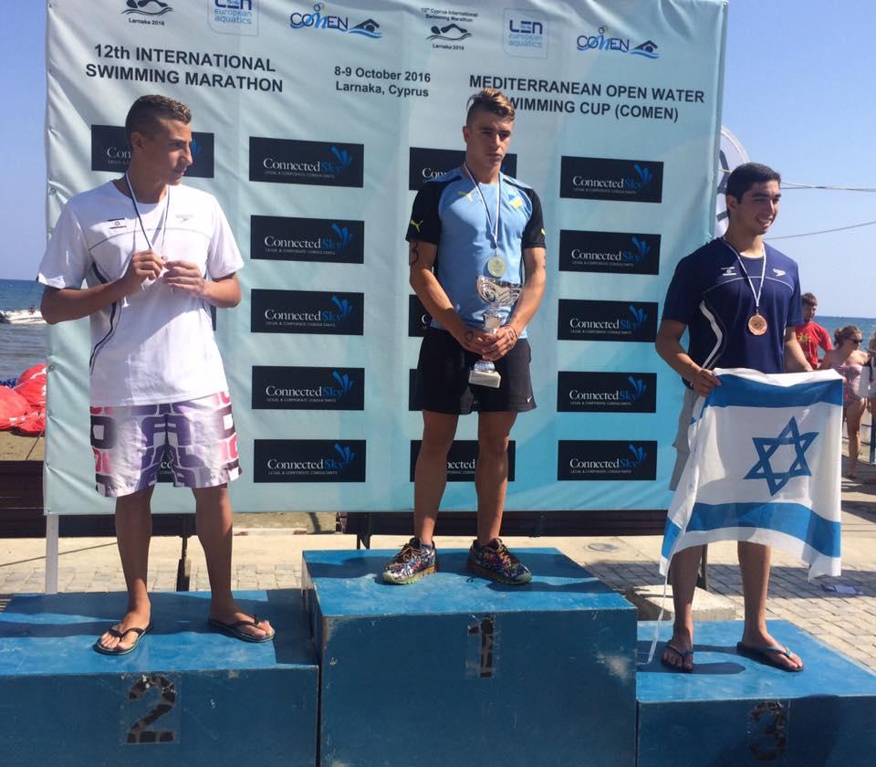 ΑΠΟΕΛ: Δυο νέα Παγκύπρια ρεκόρ από τον Νικόλα Ιωαννίδη