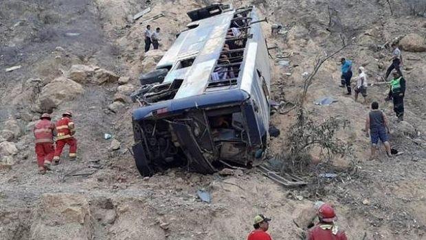 Τραγωδία στο Περού: Σκοτώθηκαν οκτώ φίλαθλοι της Μπαρτσελόνα SC